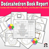 Book Report Project Dodecahedron