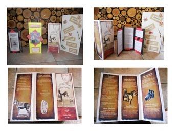 Book Report Project: Restaurant Menu ~ A Creative Alternative to a Book Report