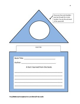 Book Report Project Rocket Book Report Nonfiction Book Report