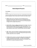 Book Report Projects