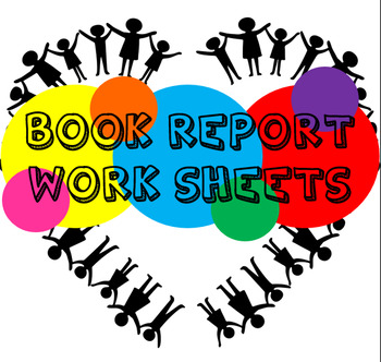Book Report/Review Worksheets (Various ability levels) - Not editable