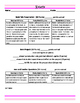 Book Report Rubric and Student Form