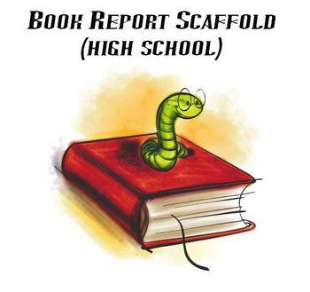 Book Report Scaffold (High School)