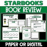 Book Report Starbooks Book Review Coffee Themed Digital and Paper