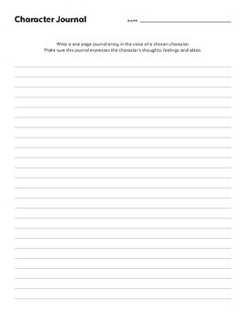 Book Report Templates for Student Choice Board