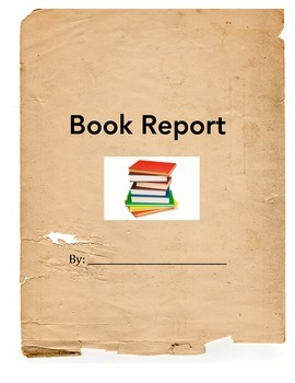 Book Report: Student Report to be Submitted to Teacher