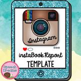 Instagram Book Report Template {Reading Classroom Fun}