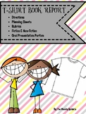 Book Report T-Shirt Style