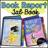 Book Report Tab Book Writing Templates, Fiction Reading Graphic Organizers