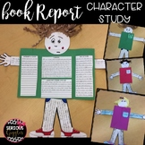 Book Report Template