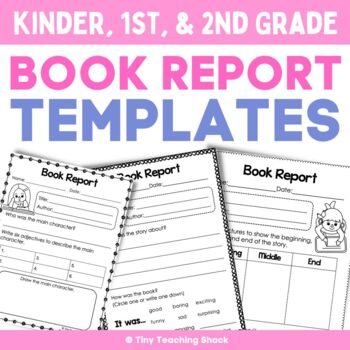 book report sheets for first grade Worksheets and no prep teaching resources: first grade book reports fiction book report format and template printable ideas.