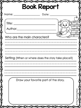 Original on worksheets for 1st graders