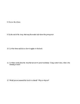 Book Report Test