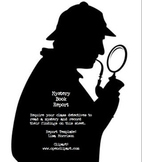 Book Report for Any Mystery