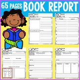Kindergarten Book Report