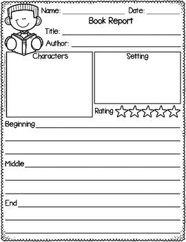 Custom written book reports