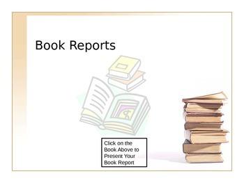Book Report~Fiction