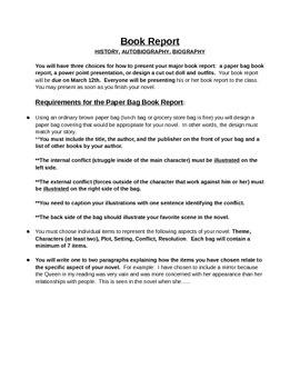 Book Reports