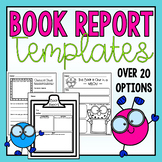 Book Reports & Graphic Organizers for Primary Grades