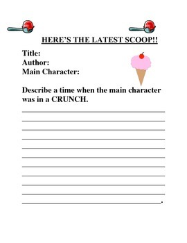 Book Reports and Book Projects - Collection 2
