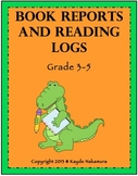 Book Reports and Reading Logs