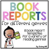 Book Reports for Different Genres