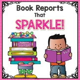 Book Reports that SPARKLE!