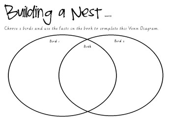 Book Response - Building a Nest - Level 22