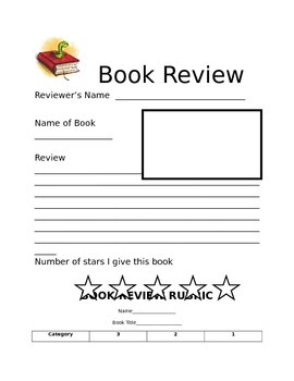 Review Writing: Book Review