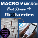 Book Review2Tweet Package: Lessons, Worksheets, Assignment