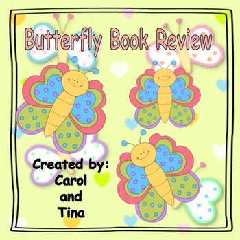 Book Review: A Butterfly Worksheet