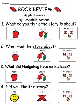 Book Review - Apple Trouble