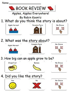 Book Review - Apples, Apples Everywhere