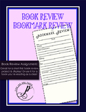 Book Review Assignment - Bookmark Review Display Project