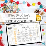 Book Review BINGO Digital Google Resource