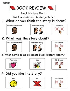 Book Review - Black History Month