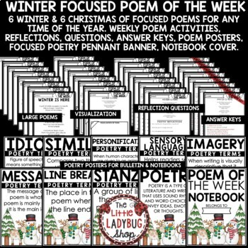 Christmas Poetry & Christmas Poem of The Week