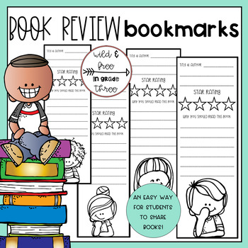 Book Review Bookmarks: Share and Recommend Books
