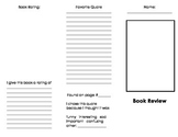 Book Review - Brochure