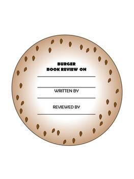 Book Review Burger