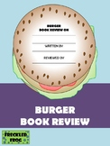 Book Review Burger