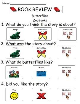 Book Review - Butterflies