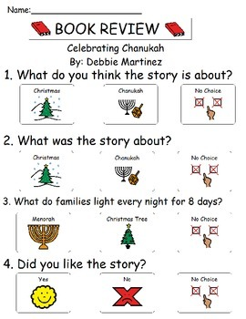 Book Review - Celebrating Chanukah