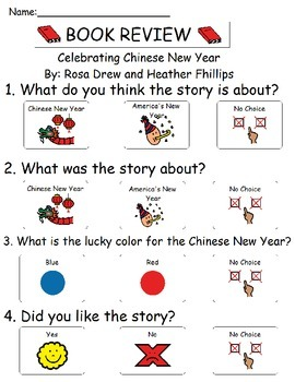 Book Review - Celebrating Chinese New Year