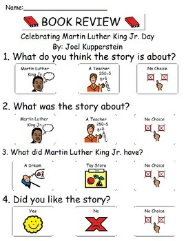 Book Review - Celebrating Martin Luther King Jr.