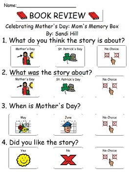 Book Review - Celebrating Mother's Day