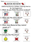 Book Review - Celebrating Patriotic Holidays: Honoring America