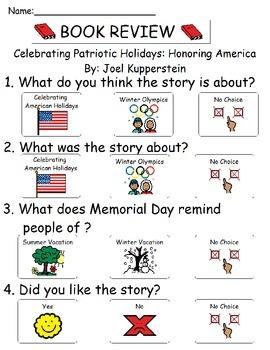 Book Review - Celebrating Patriotic Holidays: Honoring America