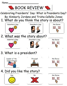 Book Review - Celebrating Presidents Day