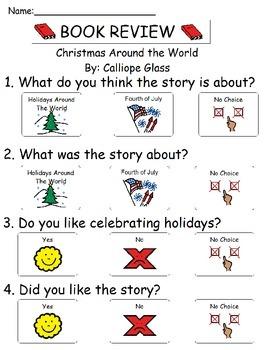 Book Review - Christmas Around the World (Disney)